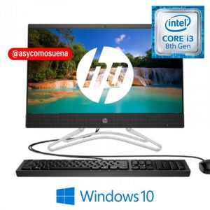 COMPUTADOR HP ALL IN ONE 22-C039LA Core-i3